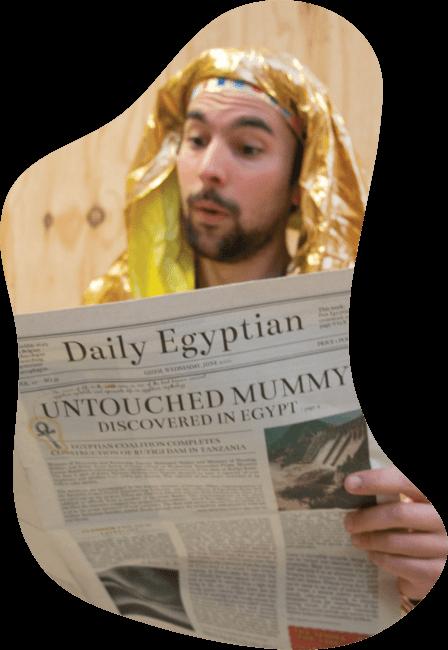 Escape Box The mummy's Mystery